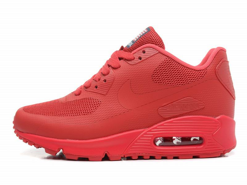 nike chaussure femmes rouge